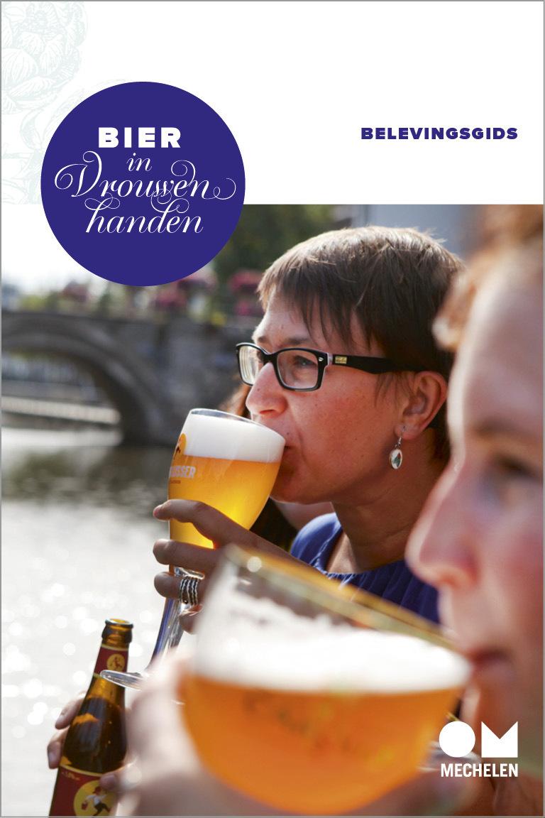 Cover Bier in Vrouwenhanden-belevingsgids
