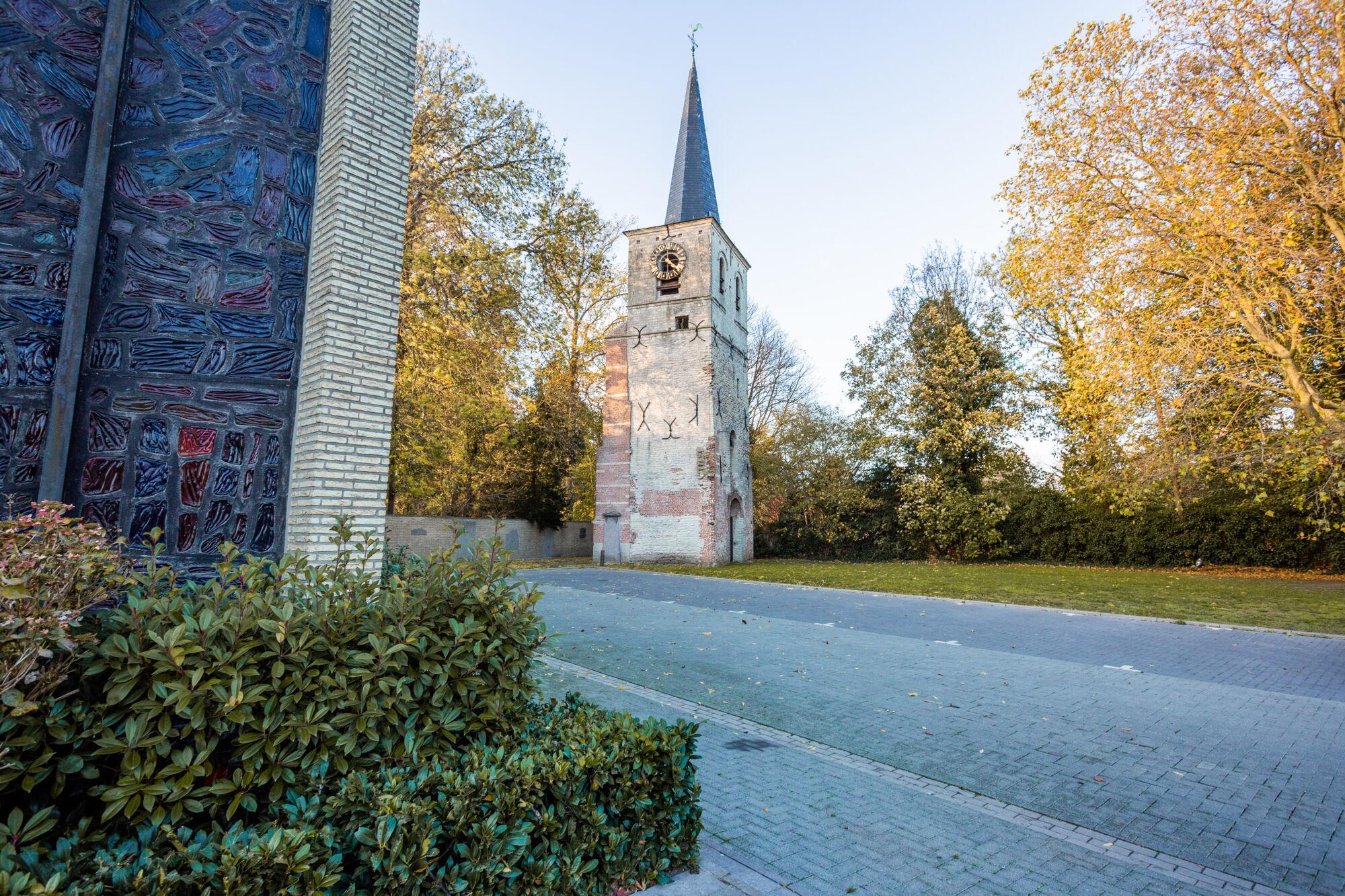Kerktoren Sint-Lambertus