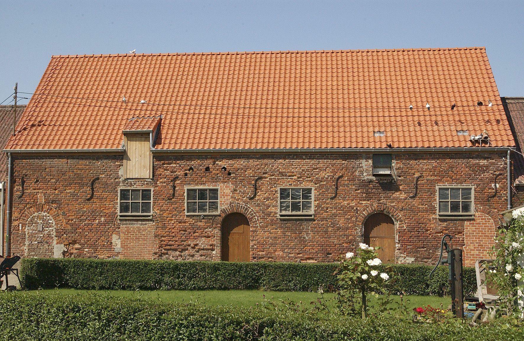 Steynemolen - © Regionale Beeldbank – Stadsarchief Mechelen